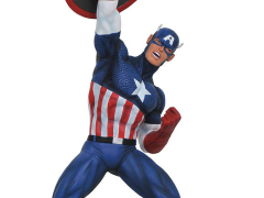 Marvel Premier Collection Captain America Limited Edition Statue