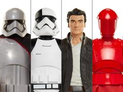 Star Wars: The Last Jedi Big-Figs Wave 2 Set of 4 Figures