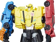 Transformers Robots in Disguise Combiner Force Team Combiner Ultra Bee