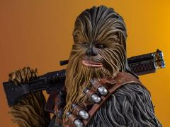Solo: A Star Wars Story Chewbacca Collectible Mini Bust