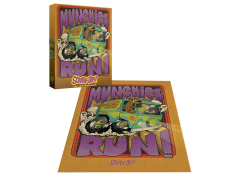 Scooby-Doo Munchies Run Puzzle