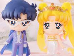 Sailor Moon Petit Chara! Neo-Queen Serenity & King Endymion Figure Set