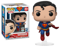 Pop! Heroes: DC Heroes Specialty Series - Superman (80th Anniversary)