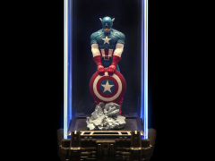 Marvel Super Hero Illuminate Gallery Captain America