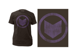 Marvel Hawkeye Distressed Logo T-Shirt