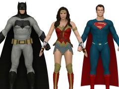 Batman v Superman Bendable Figure Three Pack