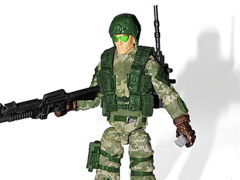 G.I. Joe Recoil Subscription Figure 8.0