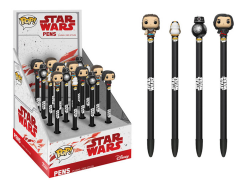 Star Wars: The Last Jedi Pen Toppers Box of 16