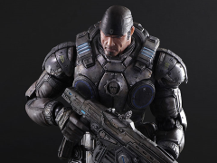 Gears of War Play Arts Kai Marcus Fenix