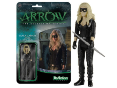 "Arrow (TV Series) Black Canary 3.75"" ReAction Retro Action Figure"