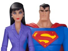 Superman: The Animated Series Superman & Lois Lane Two Pack