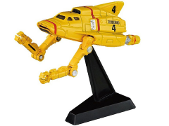Thunderbirds Are Go Die-Cast Vehicle Thunderbird 4 In Flight