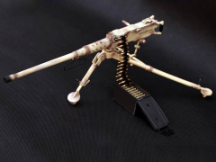 M2 Heavy Machine Gun (Desert Ver.) 1/6 Scale Accessory