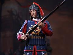 Ming Dynasty Musketeer (Blue) 1/6 Scale Figure