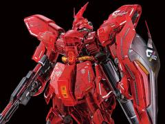 Gundam MG 1/100 MSN-04 Sazabi GDHK III Limited Model Kit