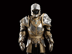Warcraft King Llane's Alliance Armor 1/6 Scale Statue