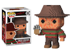 8-Bit Pop! Horror: Nightmare on Elm Street - Freddy