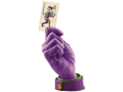 DC Comics Artist Rendition Statue - Joker's Calling Card