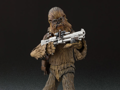 Star Wars S.H.Figuarts Chewbacca (Solo: A Star Wars Story)