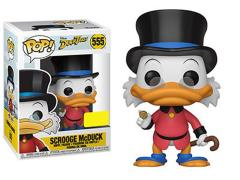 Pop! Disney: DuckTales - Scrooge McDuck (Red Coat) Exclusive