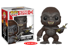 "Pop! Movies: Kong: Skull Island - Super-Sized 6"" King Kong"