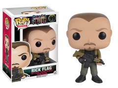 Pop! Heroes: Suicide Squad- Rick Flag