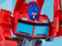 Transformers: Cyberverse Warrior Optimus Prime