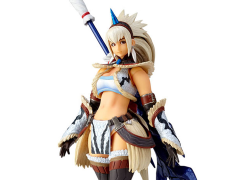 Monster Hunter Vulcanlog 020 MonHun Revo Hunter Female Swordsman (Kirin Series)