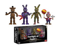 "Five Nights at Freddy's - 4 Pack of 2"" Figures #2"