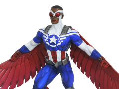 Marvel Captain America (Sam Wilson) Gallery Statue