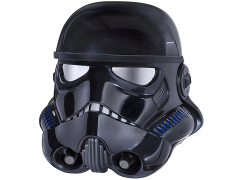 Star Wars: The Black Series Shadow Trooper 1:1 Scale Wearable Helmet (Voice Changer) Exclusive