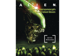 Alien Hissing Xenomorph (With Sound) & Illustrated Book Kit