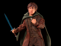 The Lord of The Rings Battle Diorama Series Frodo 1/10 Art Scale Limited Edition Statue