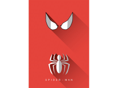 Marvel Spider-Man High Gloss Canvas Art