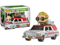 Pop! Rides: Ghostbusters 2016 - Ecto-1