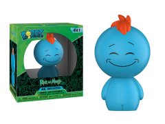 Dorbz: Rick and Morty - Mr. Meeseeks