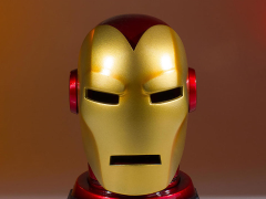 Marvel Iron Man Helmet Desk Accessory