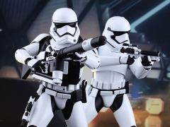 Star Wars: The Force Awakens MMS319 First Order Stormtroopers 1/6th Scale Collectible Figures Set + $175 BBTS Store Credit Bonus