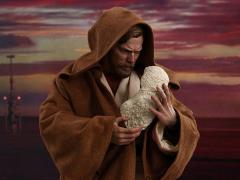 Star Wars: Revenge of the Sith MMS477 Obi-Wan Kenobi (Deluxe) 1/6th Scale Collectible Figure