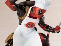 Marvel Universe ArtFX+ Deadpool (Cook) Statue