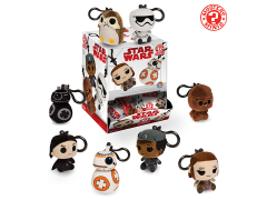 Star Wars: The Last Jedi Mystery Minis Box of 18 Keychain Plush