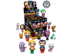 DC Super Heroes & Pets Mystery Minis Box of 12 Figures