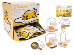 Gudetama Blind Bag Keychain
