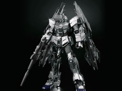 Gundam HGUC 1/144 Unicorn Gundam 03 Phenex Type RC (Silver Coating) Exclusive Model Kit