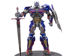 Transformers: The Last Knight Optimus Prime Phone Dock Statue