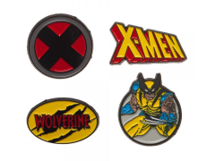 Marvel X-Men Pins Set of 4