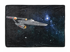 Star Trek Enterprise Fleece Blanket
