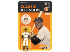 MLB Classic All-Stars ReAction Willie Mays (San Francisco Giants) Figure