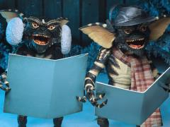 Gremlins Christmas Carol Winter Scene Two-Pack