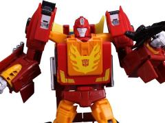Transformers Power of the Primes PP-08 Rodimus Prime